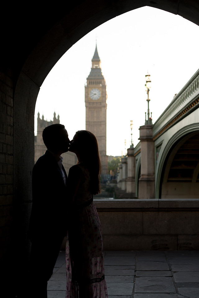 Molly's Proposal in Loondon