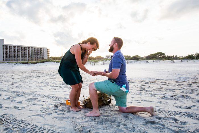 Wedding Proposal Ideas in Myrtle Beach, SC