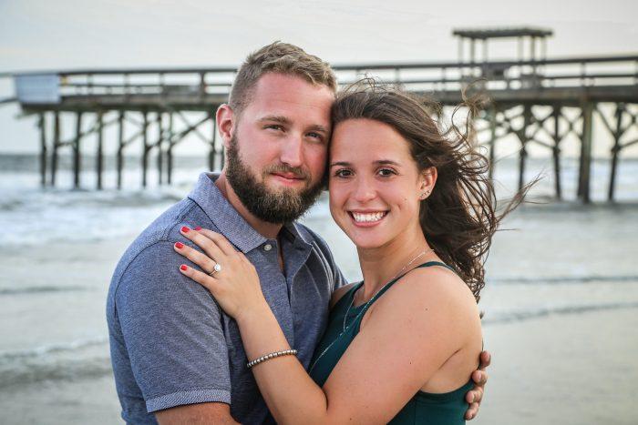 Image 1 of Miranda and Kevin