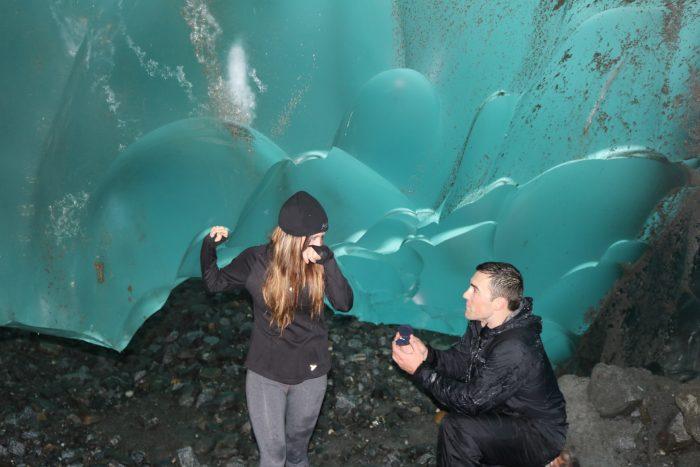 Hilary's Proposal in Juneau, AK