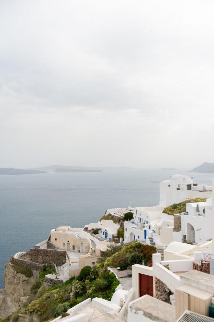 Proposal Ideas Santorini-Greece