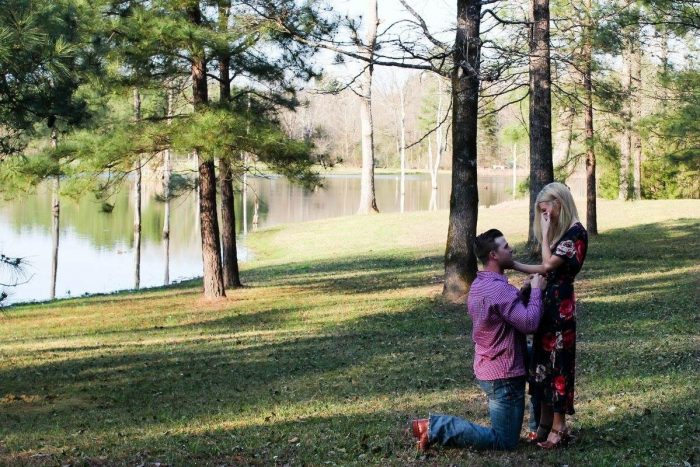 Engagement Proposal Ideas in My home town and my grandparents home in Joaquin, a tiny town in East Texas. I grew up spending countless hours here.