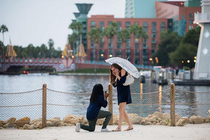 Proposal Ideas Disney's Beach and Yacht Club Resort
