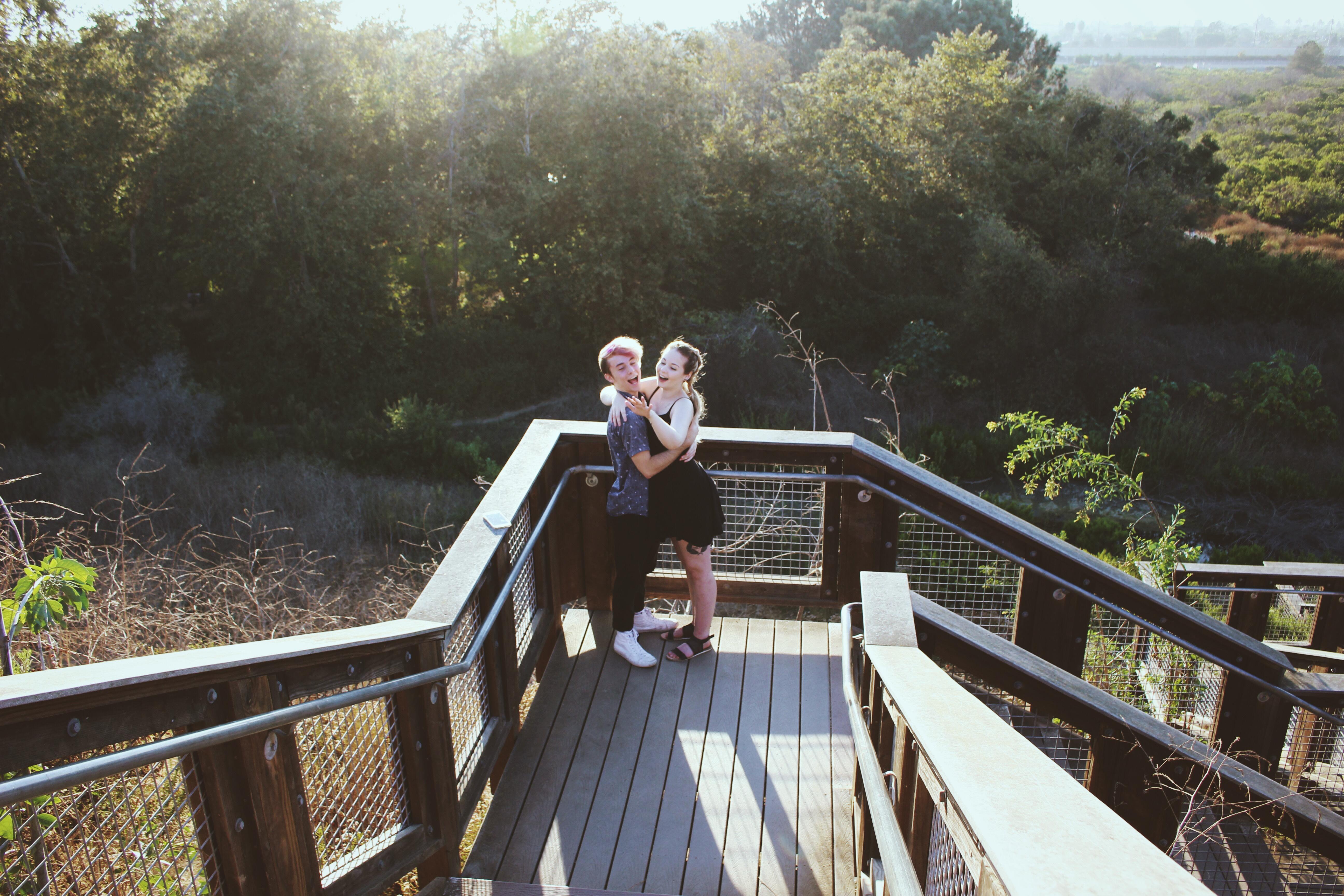 Image 5 of Liz and Conrad