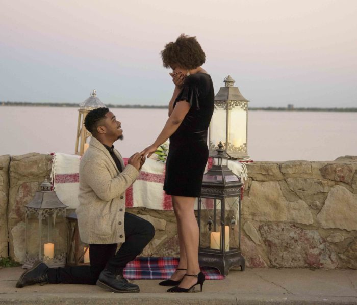 Image 3 of Melissa and Darnell
