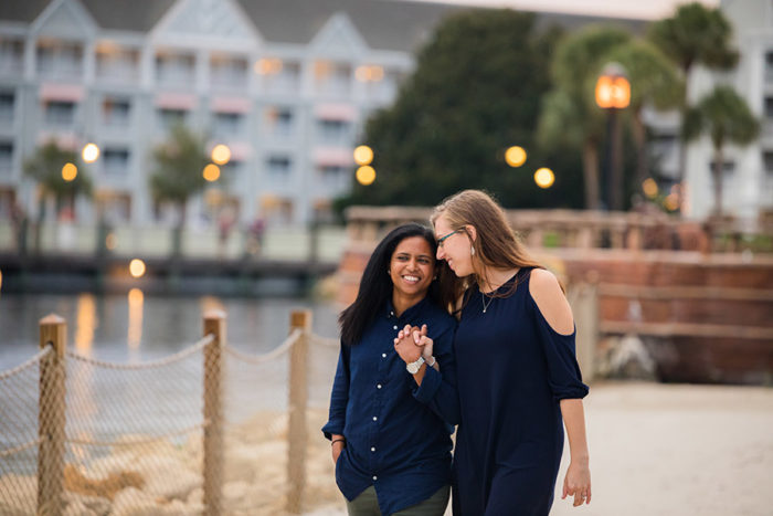 Marriage Proposal Ideas in Disney's Beach and Yacht Club Resort