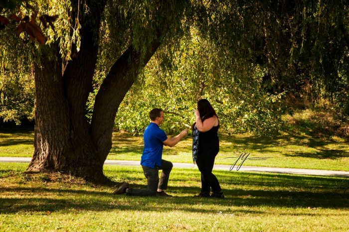 Where to Propose in Collingwood, Ontario
