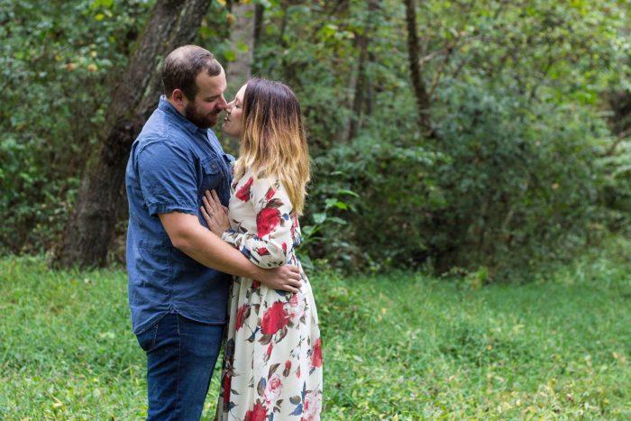 Wedding Proposal Ideas in Blueridge Parkway - Asheville, NC