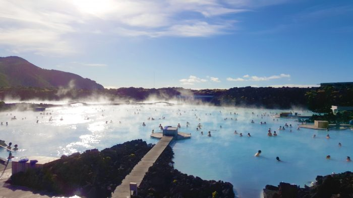 Wedding Proposal Ideas in Iceland - Blue Lagoon