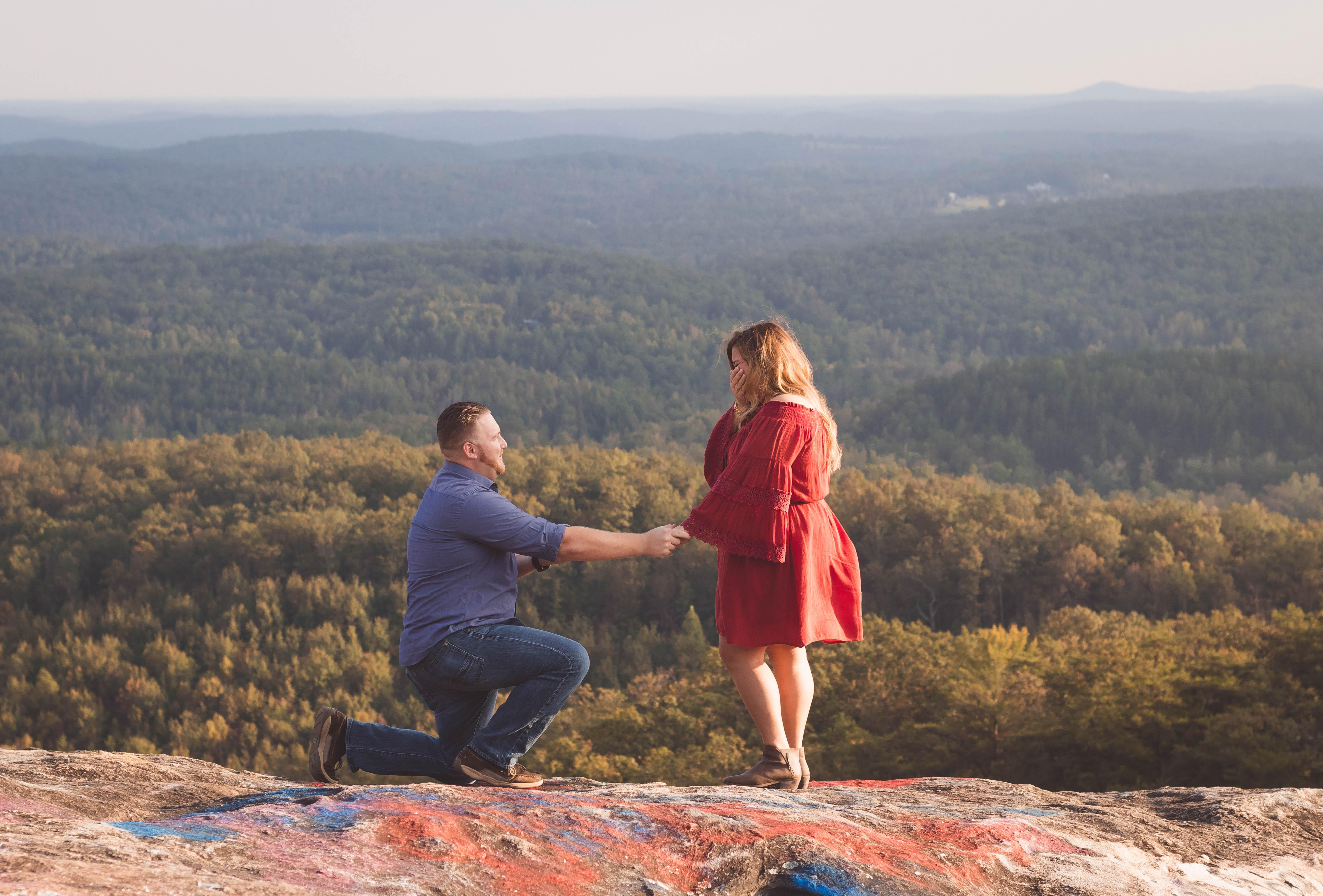 Wedding Proposal Ideas in Greenville, South Carolina