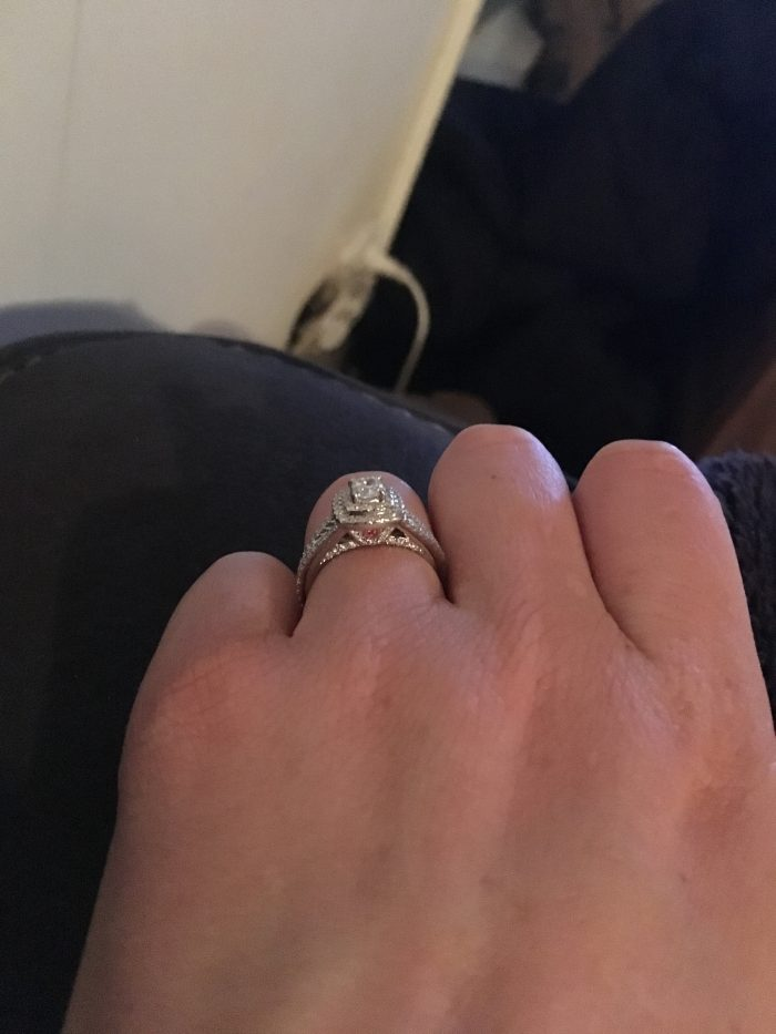 Engagement Proposal Ideas in At His Mums House, My 25th Birthday Party