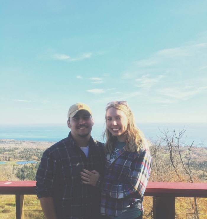 Taylor and Brandon's Engagement in Lusten Mountains