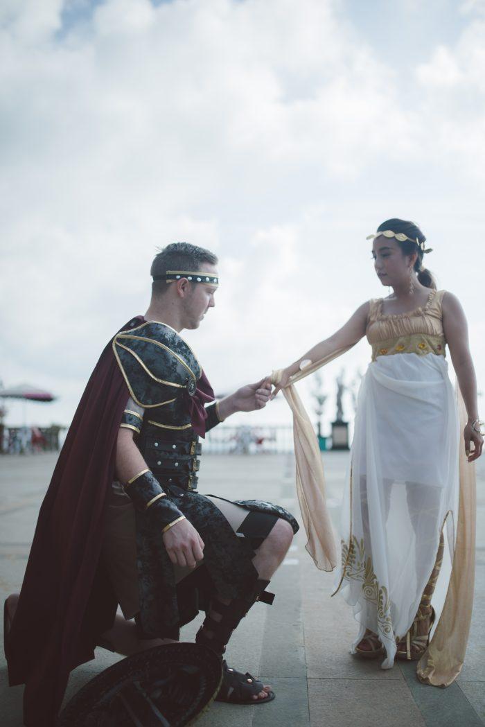 Image 2 of David and Ceferina