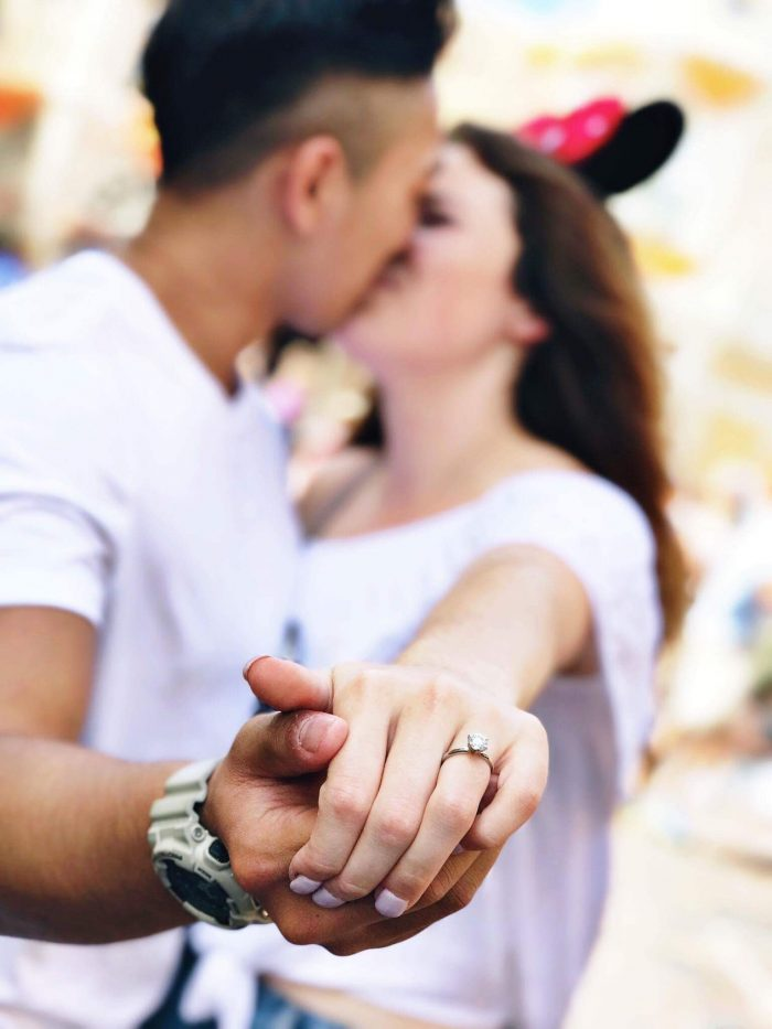 Proposal Ideas Disney World's Magical Kingdom