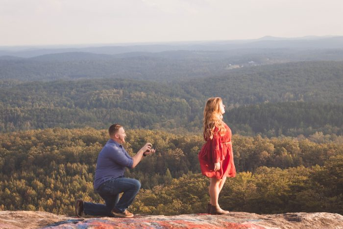 Where to Propose in Greenville, South Carolina