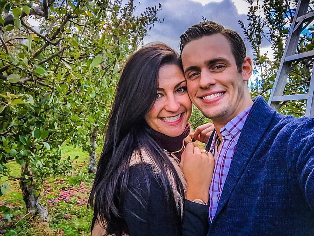 Where to Propose in The Apple Farm, Rochester, NY