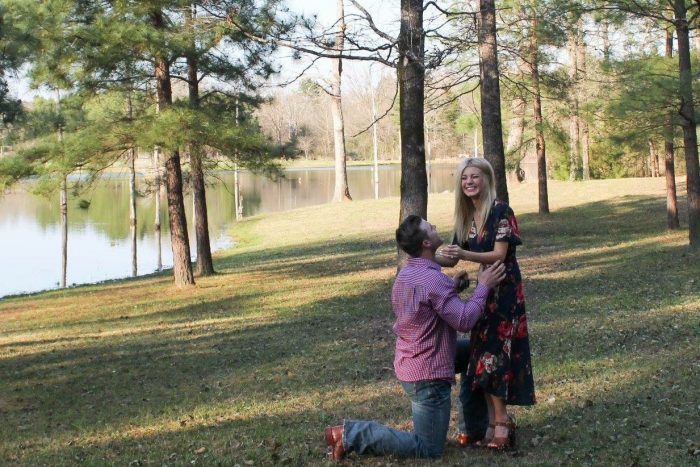 Marriage Proposal Ideas in My home town and my grandparents home in Joaquin, a tiny town in East Texas. I grew up spending countless hours here.