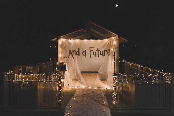 Where to Propose in Cornerstone Park, Henderson, NV