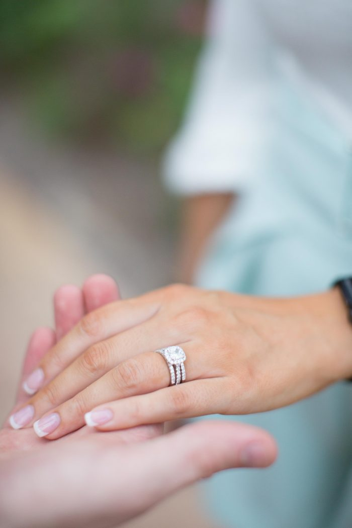 Engagement Proposal Ideas in Bellingrath Gardens - Mobile, AL
