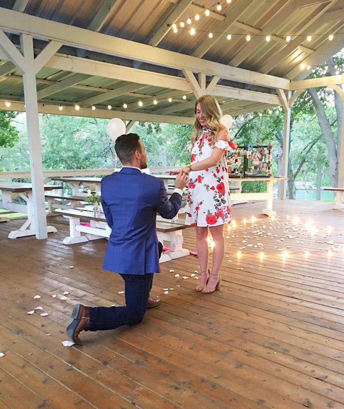Wedding Proposal Ideas in New Braunfels, TX