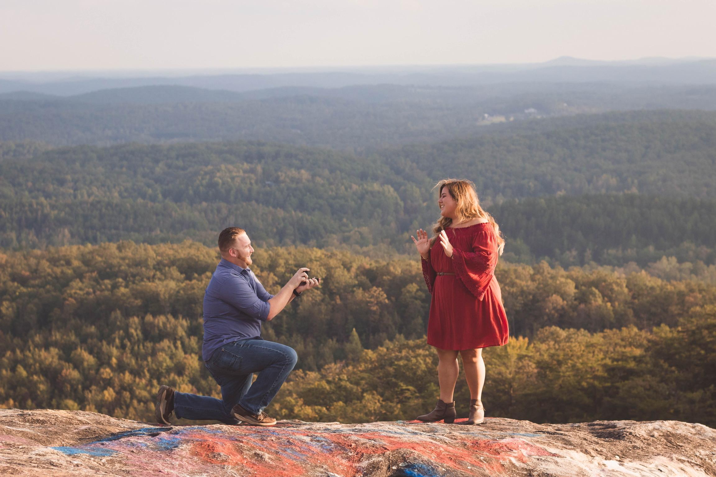 Proposal Ideas Greenville, South Carolina