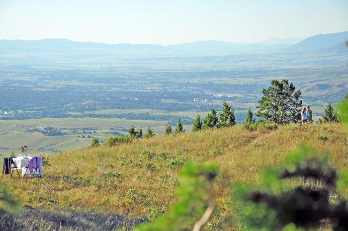 Where to Propose in Bozeman, MT