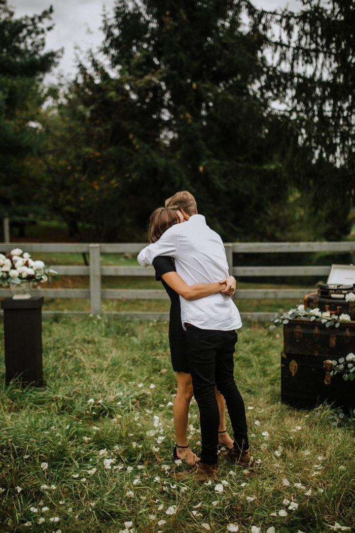 Wedding Proposal Ideas in Ada Michigan