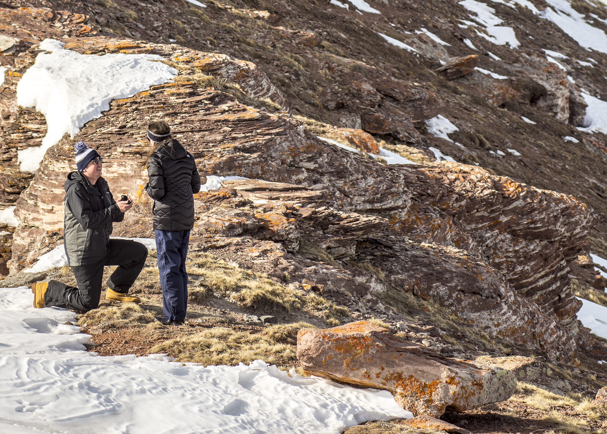Marriage Proposal Ideas in Vail, CO