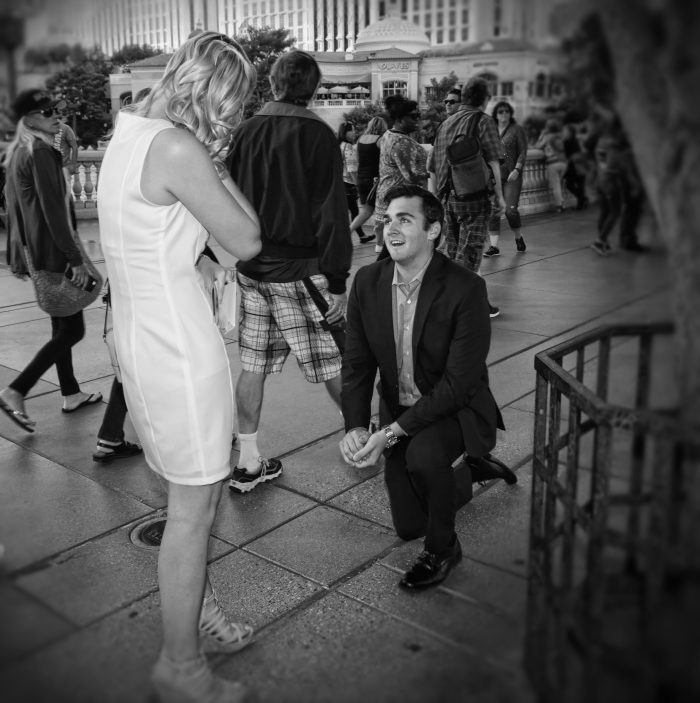 Engagement Proposal Ideas in Las Vegas