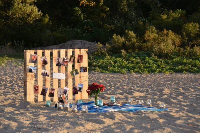 Wedding Proposal Ideas in Breakwater Beach, Geneva-on-the-Lake, OH
