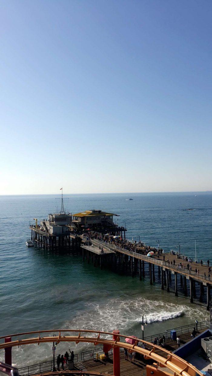 Wedding Proposal Ideas in Santa Monica Pier