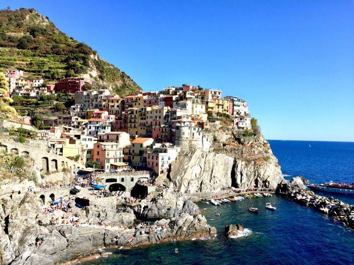 Engagement Proposal Ideas in Manarola, Cinque Terre, Italy