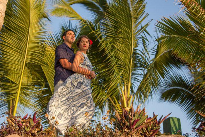 Shawna and Shayan's Engagement in Puerto Vallarta