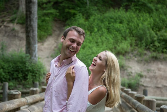 Marriage Proposal Ideas in Seven Bridges, South Milwaukee, WI