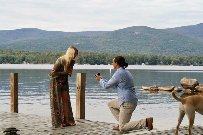 Proposal Ideas Lake Winnipesuakee, New Hampshire!! :)