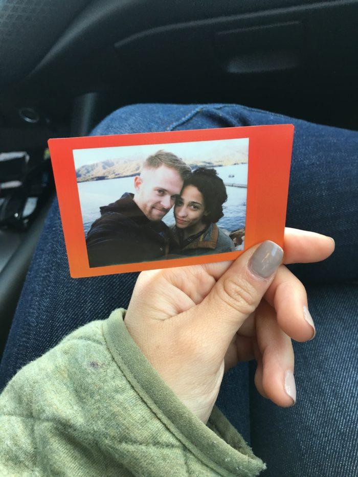 Katie's Proposal in Mt. Tamalpais