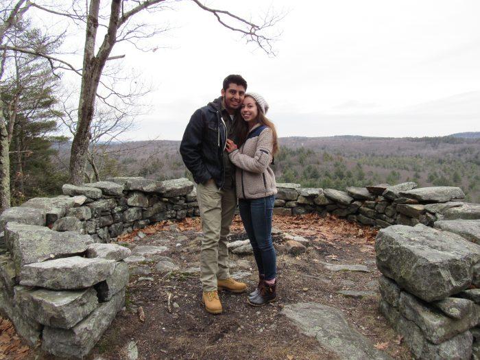 Engagement Proposal Ideas in Dennis Hill State Park, Norfolk CT