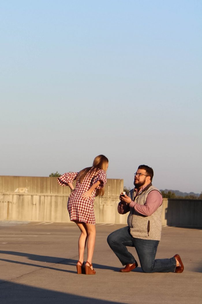 Engagement Proposal Ideas in Bowling Green, Kentucky