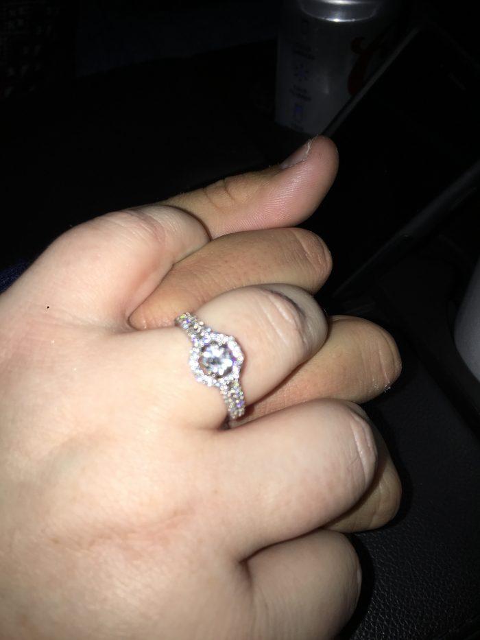 Marriage Proposal Ideas in Bass Pro Shops Rockwell, Tx