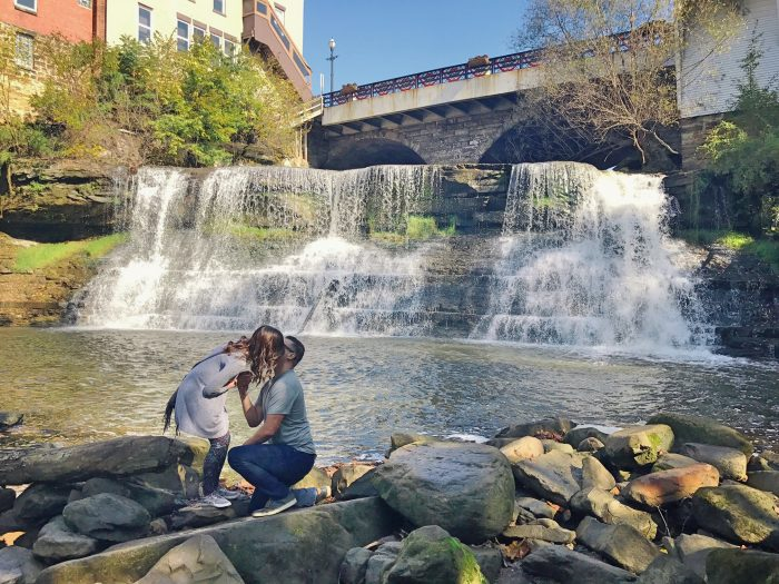 Proposal Ideas Chagrin Falls, Ohio