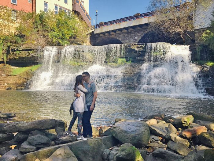 Marriage Proposal Ideas in Chagrin Falls, Ohio