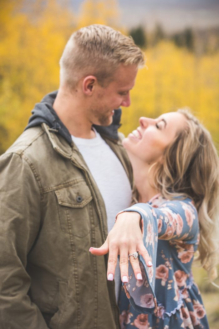 Marriage Proposal Ideas in Kenosha Pass, Colorado