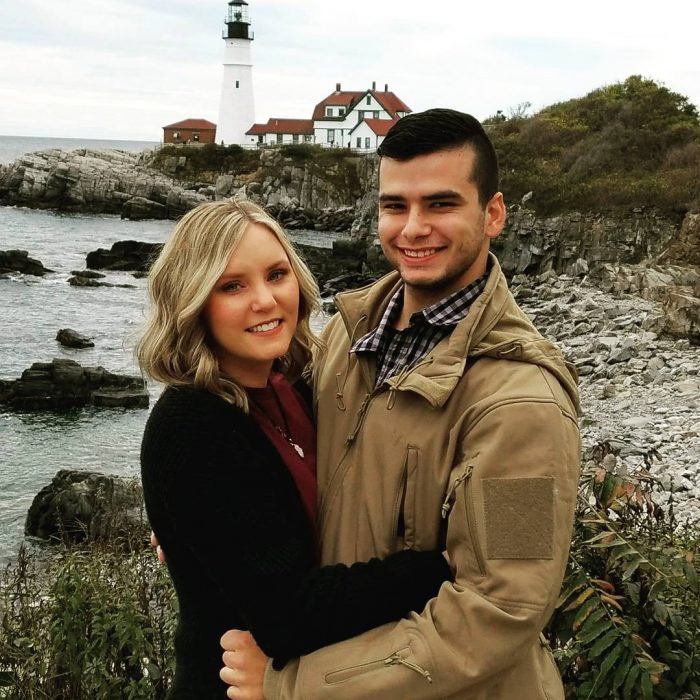 Nellie's Proposal in Portland, Maine