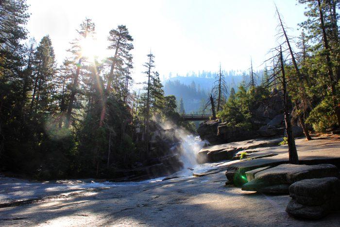 Ashley and Tony's Engagement in Yosemite National Park