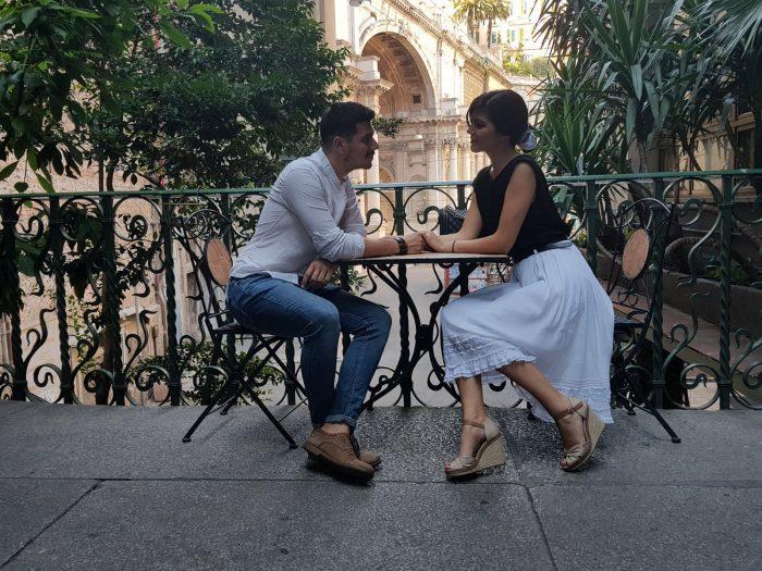 Image 1 of Madalina and Marc