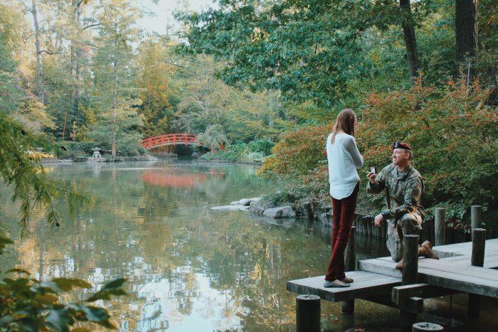 Proposal Ideas Sarah P. Duke University Gardens