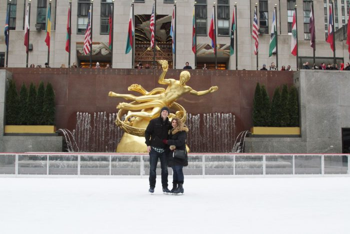 Proposal Ideas Rockefeller Center, NYC