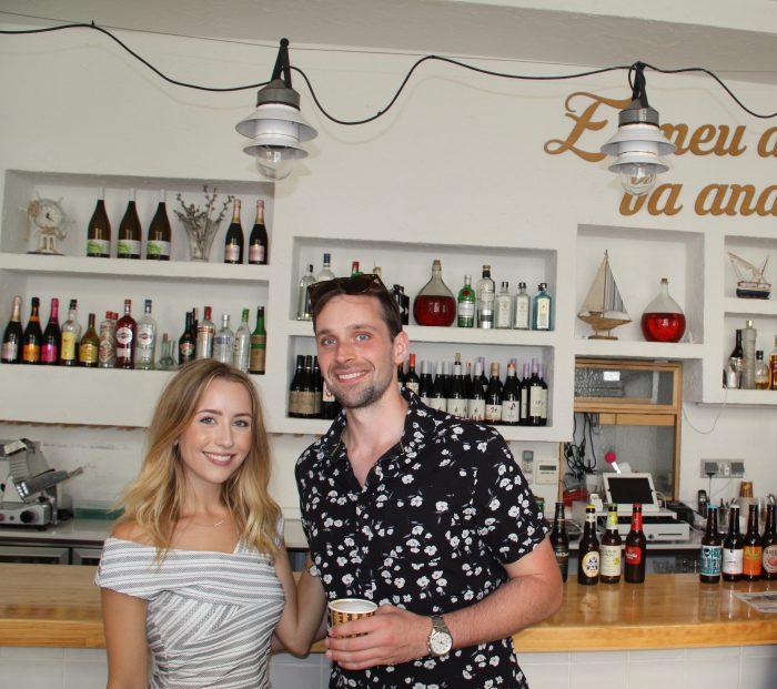 Kaya and William Ryan's Engagement in Donostia-San Sebastian, Spain