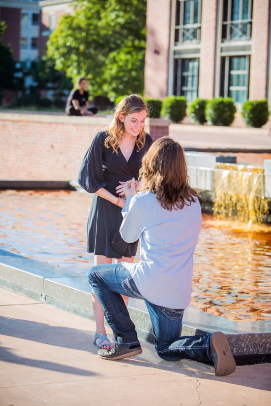 Where to Propose in Stillwater, Oklahoma