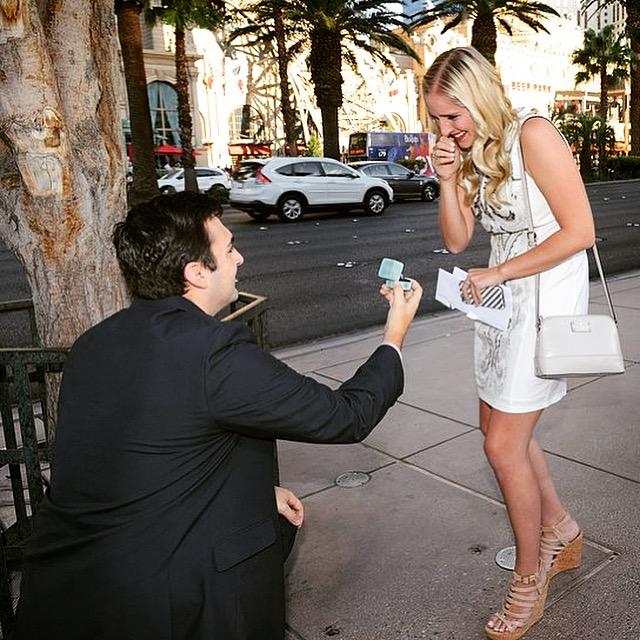 Marriage Proposal Ideas in Las Vegas